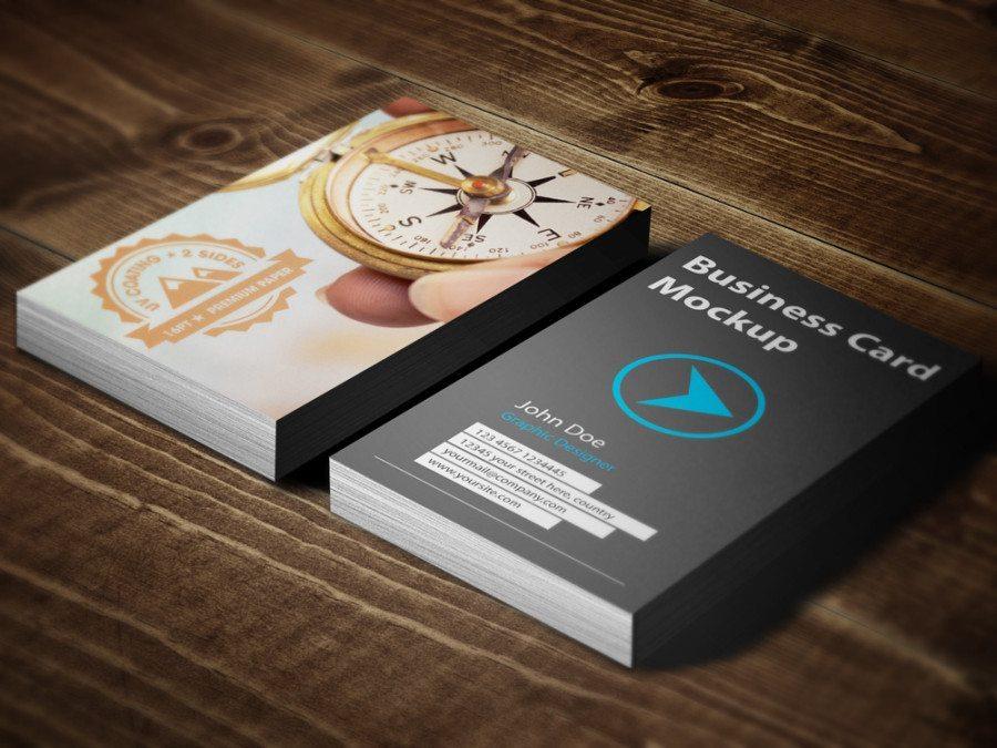 Bulk Order Business Cards – Moon Creative Media